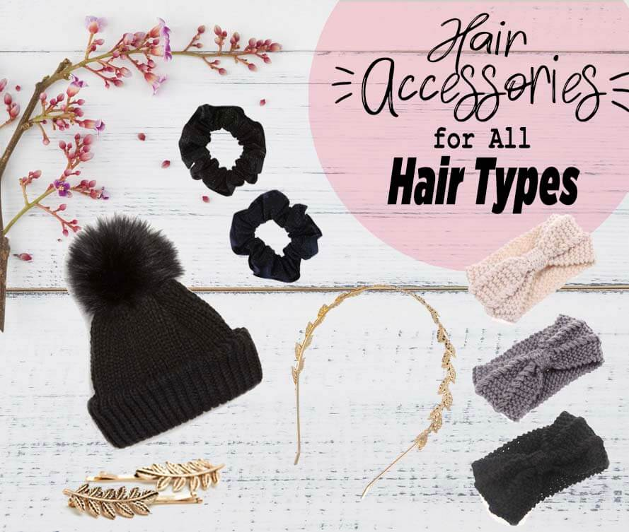 Hair Accessories For All Hair Types