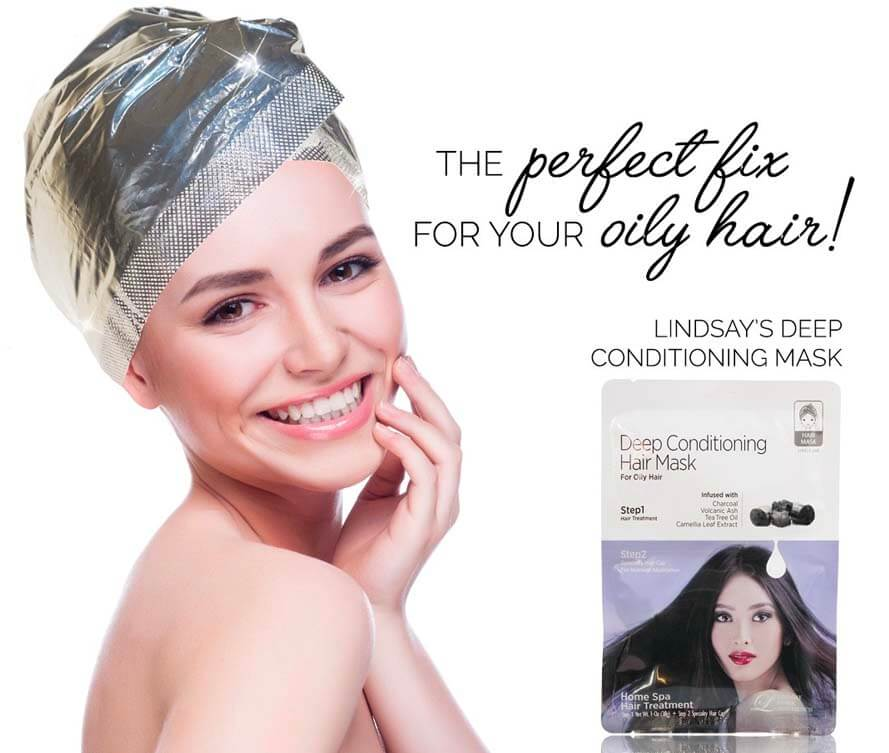 Lindsay Deep conditioning Hair Mask is just WOW!
