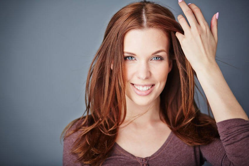 5 Stylish Ways to Part Your Hair